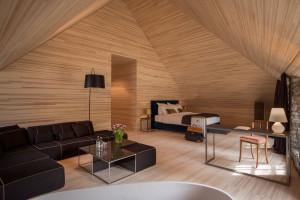 Moderne Suite direkt beim Schloss
